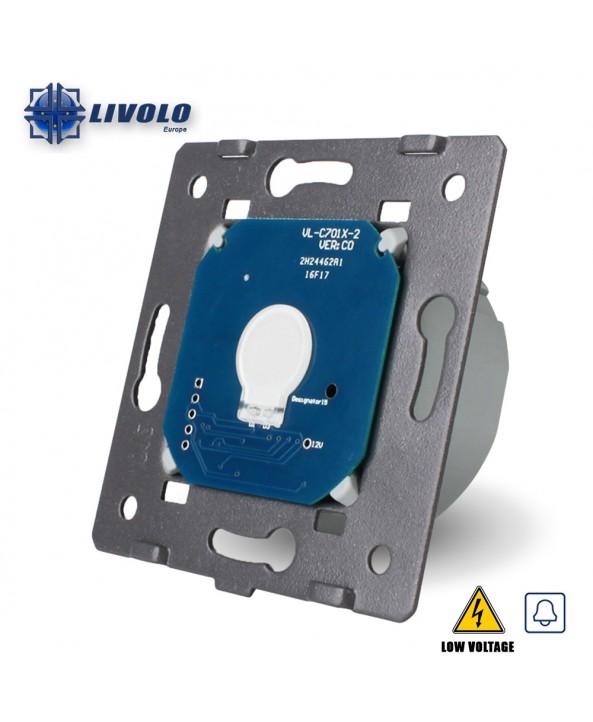Livolo Deurbel/Impulse Sokkel (Low Voltage)