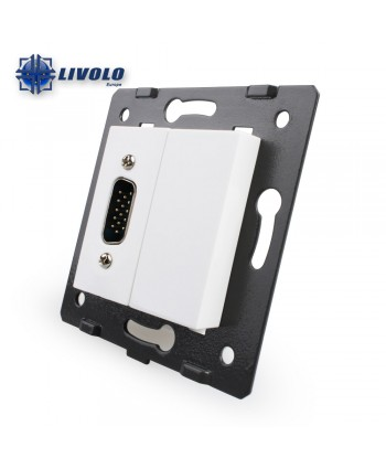 Livolo VGA Pin - Sokkel (Male)