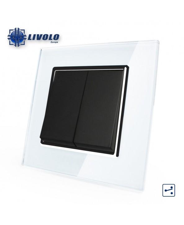 Livolo 2 Gang - 2 Way