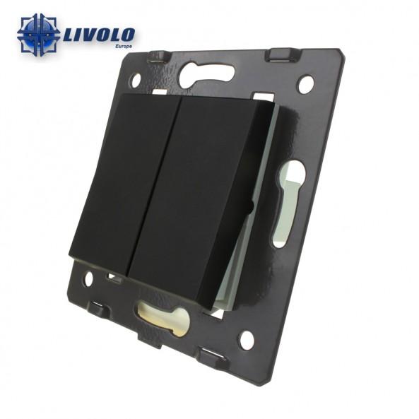 Livolo 2 Gang - 1 Way - Module