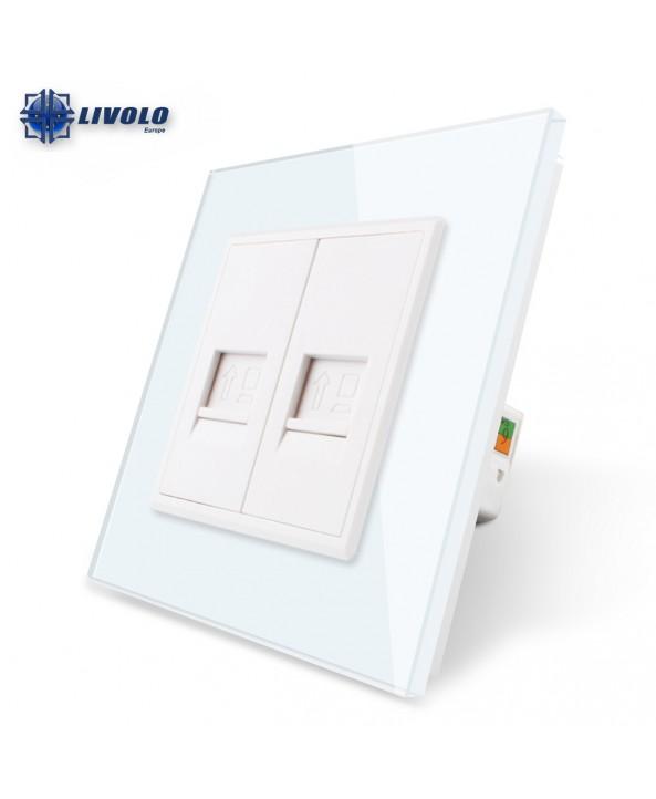 Livolo Dubbel Computer LAN